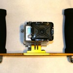 Type II Dual Hand Diving Mount